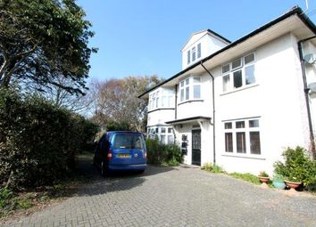 Thumbnail 1 bed flat to rent in Newstead Road, Southbourne