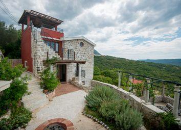 Thumbnail 3 bed detached house for sale in House In Village Sutvara, Sutvara, Kotor, Montenegro