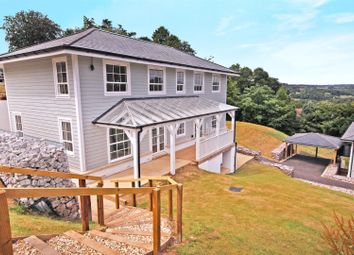 Thumbnail 4 bed detached house for sale in Somers Road, Lyme Regis