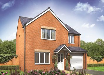 "Thumbnail 4 bed detached house for sale in ""The Roseberry"" at Foley Road, Newent"
