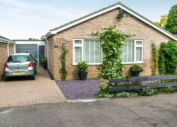 Thumbnail 2 bed detached bungalow for sale in Lees Lane, Southoe, St. Neots
