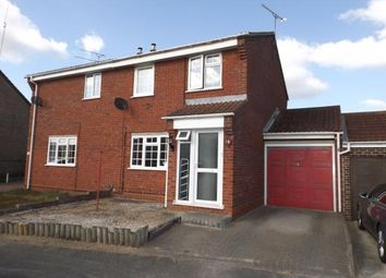 Thumbnail 3 bedroom semi-detached house for sale in Ipswich, Suffolk