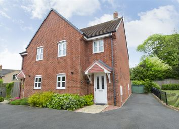 Thumbnail 3 bedroom semi-detached house for sale in Bakers Close, Cotgrave, Nottingham