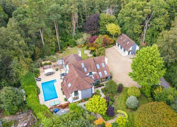 Wellingtonia Avenue, Crowthorne RG45. 5 bed detached house for sale