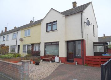 Thumbnail 2 bed end terrace house for sale in Carnell Terrace, Prestwick