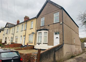 Thumbnail 3 bed end terrace house to rent in Libeneth Road, Newport, Gwent.