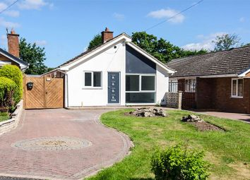 Thumbnail 3 bed detached bungalow for sale in Forge Close, Hammerwich, Burntwood