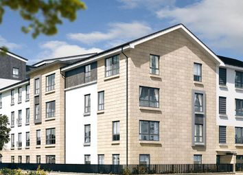 "Thumbnail 2 bed flat for sale in ""The Lawrie (Tf)"" at Queensferry Street, Glasgow"