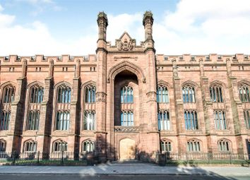 Thumbnail 1 bed flat for sale in The Collegiate, 20 Shaw Street, Liverpool