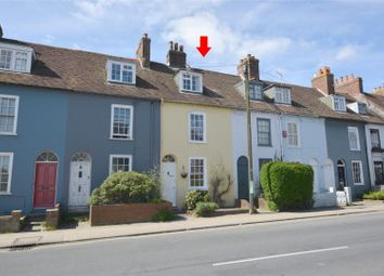 Thumbnail 3 bed terraced house for sale in Southampton Road, Lymington, Hampshire