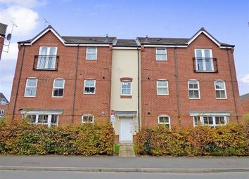 Thumbnail 2 bedroom flat for sale in Colliers Way, Cannock, Staffordshire