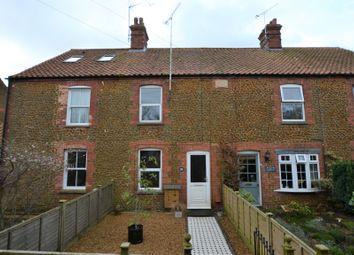 Thumbnail 3 bed terraced house for sale in Southgate Lane, Snettisham, King's Lynn