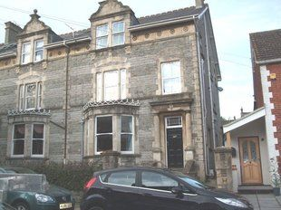 Thumbnail 1 bed flat to rent in Flat 2, St Marks Road, Wiltshire