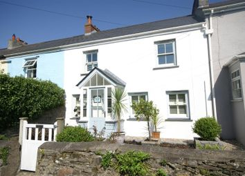 Thumbnail 3 bedroom cottage for sale in Newtown, Fowey