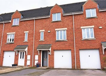 Thumbnail 3 bedroom terraced house for sale in Sprats Barn Crescent, Royal Wootton Bassett