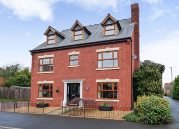 Thumbnail 6 bed detached house for sale in Douglas Lane, Grimsargh, Preston