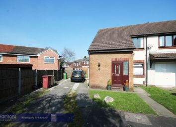 Thumbnail 1 bedroom flat for sale in Redstock Close, Westhoughton, Bolton, Lancashire.