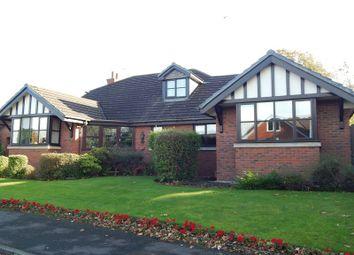 Thumbnail 4 bed detached bungalow for sale in Briar Croft, Longton, Preston