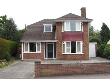 Thumbnail 3 bed detached house for sale in Sidegate Lane, Ipswich