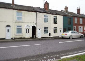 Thumbnail 2 bed terraced house for sale in Langwith Road, Bolsolver, Chesterfield