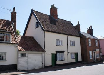 Thumbnail 3 bed detached house for sale in Rayleigh House, The Street, Rickinghall, Diss, Suffolk