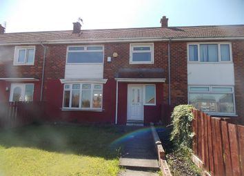 Thumbnail 3 bed terraced house to rent in Kimberley Drive, Middlesbrough