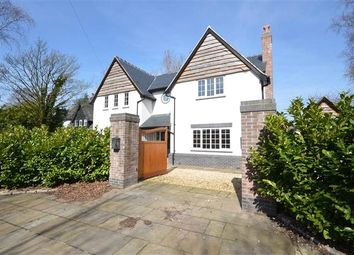 Thumbnail 4 bed detached house for sale in Hale Road, Hale Village, Liverpool