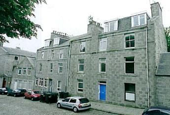 Thumbnail 2 bedroom flat to rent in Baker Street, Rosemount, Aberdeen, 1Uq