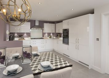 "Thumbnail 4 bed detached house for sale in ""Holden"" at Snowley Park, Whittlesey, Peterborough"