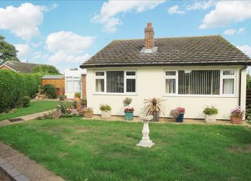 Thumbnail 3 bed detached bungalow for sale in The Green, Leasingham, Sleaford