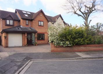 Thumbnail 4 bed detached house for sale in Kendal Park, Liverpool