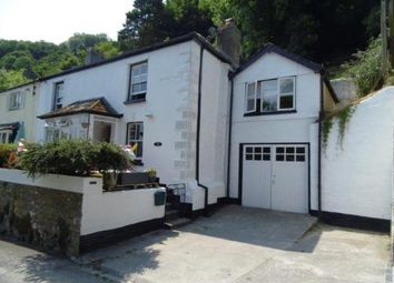 Thumbnail 4 bed detached house for sale in Polperro, Looe, Cornwall