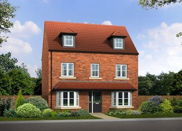 "Thumbnail 5 bed detached house for sale in ""The Kenilworth"" at Chesterfield Road, Matlock"
