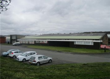 Thumbnail Warehouse to let in Unit 6A & 6B, Tir Y Berth Industrial Estate, New Road, Tir-Y-Berth, Hengoed, Glamorgan