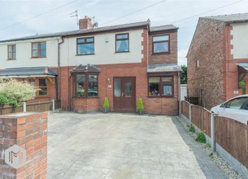 Thumbnail 4 bed semi-detached house for sale in Park Road, Hindley, Wigan, Lancashire