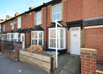 Thumbnail 2 bed terraced house to rent in Holland Road, Maidstone