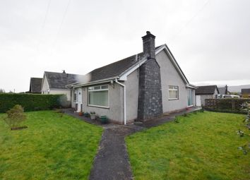 Thumbnail 2 bedroom detached bungalow for sale in Marsh Garth, Kirkby-In-Furness
