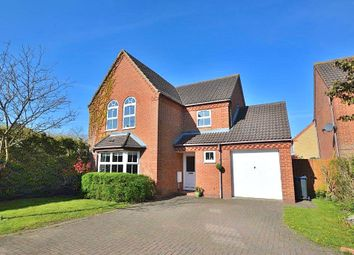Thumbnail Detached house for sale in Jasmin Close, Bishop's Stortford