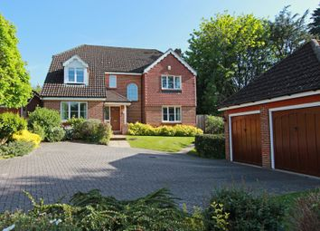 Thumbnail 5 bed detached house for sale in Holsart Close, Tadworth