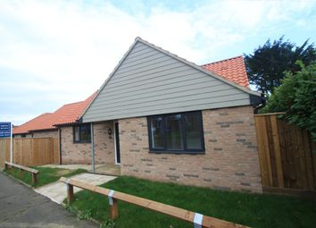 Thumbnail 2 bedroom detached bungalow to rent in Risby, Bury St Edmunds, Suffolk