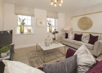 """Thumbnail 4 bedroom semi-detached house for sale in """"Haversham"""" at Mount Street, Barrowby Road, Grantham"""
