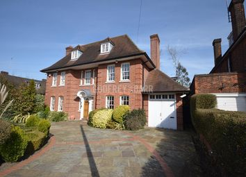 Thumbnail 6 bed detached house to rent in Holne Chase, London