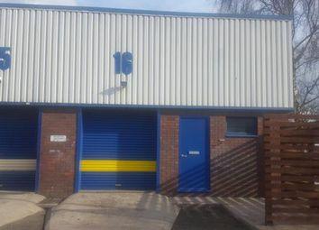 Thumbnail Light industrial to let in Unit 16, Engineer Park, Sandycroft, Flintshire