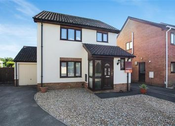 Thumbnail 4 bed detached house for sale in Bernards Close, Christchurch