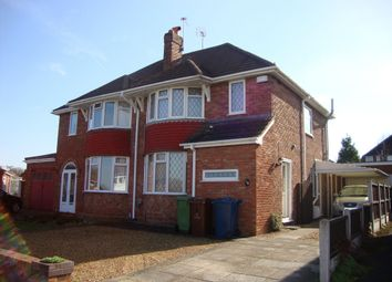 Thumbnail 3 bed semi-detached house for sale in Marlborough Avenue, Stafford