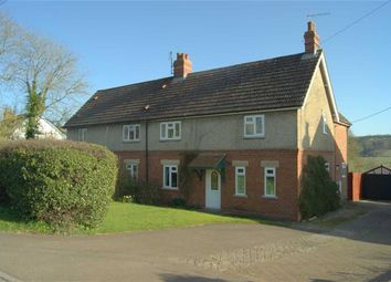 Thumbnail 4 bed semi-detached house for sale in Whittonditch Road, Ramsbury, Ramsbury, Wiltshire