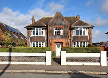 Thumbnail 7 bed detached house for sale in St Lawrence Avenue, Worthing, West Sussex