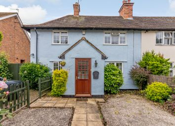 Thumbnail 3 bed semi-detached house for sale in Thatchers Lane, Worplesdon, Guildford