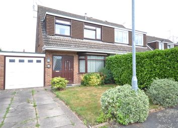 Thumbnail 3 bed semi-detached house for sale in Hazeldene Road, Trentham, Stoke-On-Trent
