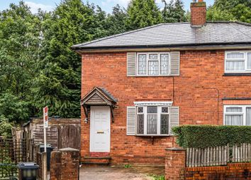 Thumbnail Semi-detached house for sale in Green Park Road, Dudley